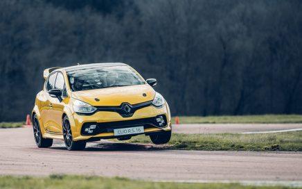 Eerste test / Renault Clio RS16 Concept (Circuittest)