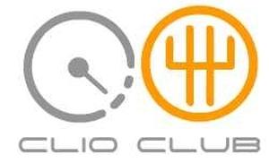 Officiële Clioclub Stickers